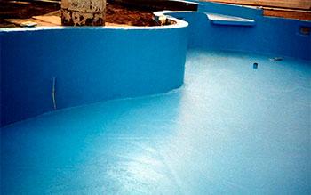 Виды изоляции для бассейнов